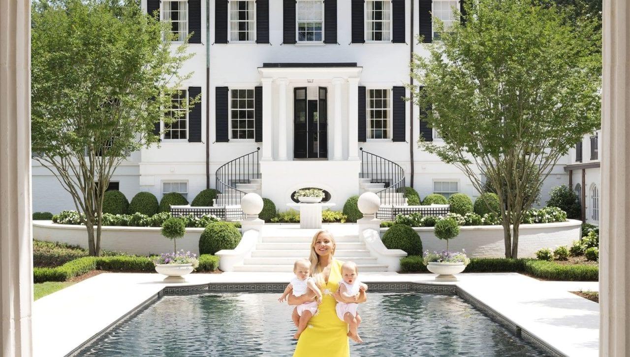 A Historic Atlanta Home Gets A Playful Renovation   The Glam Pad