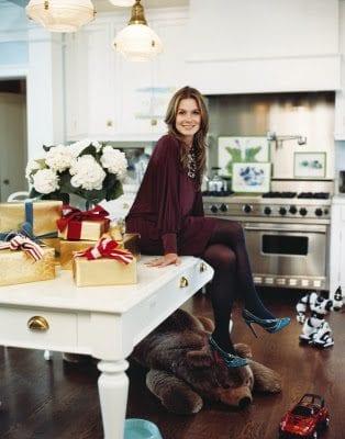 Merveilleux Aerin Lauder Christmas Kitchen