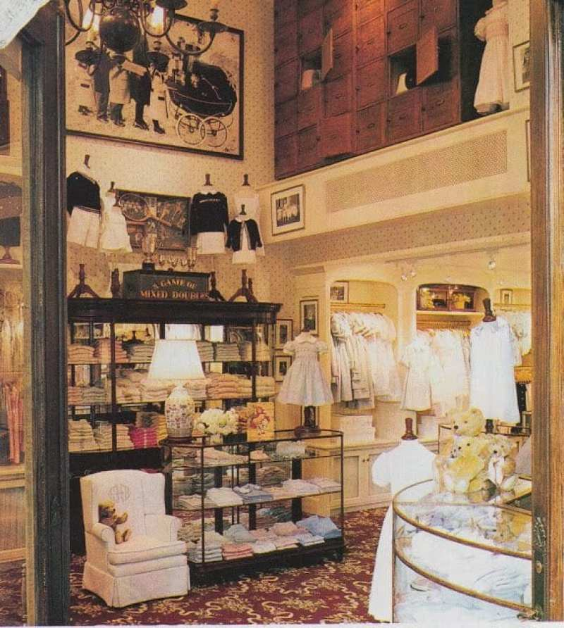 A Children S Shop From A Bygone Era The Glam Pad