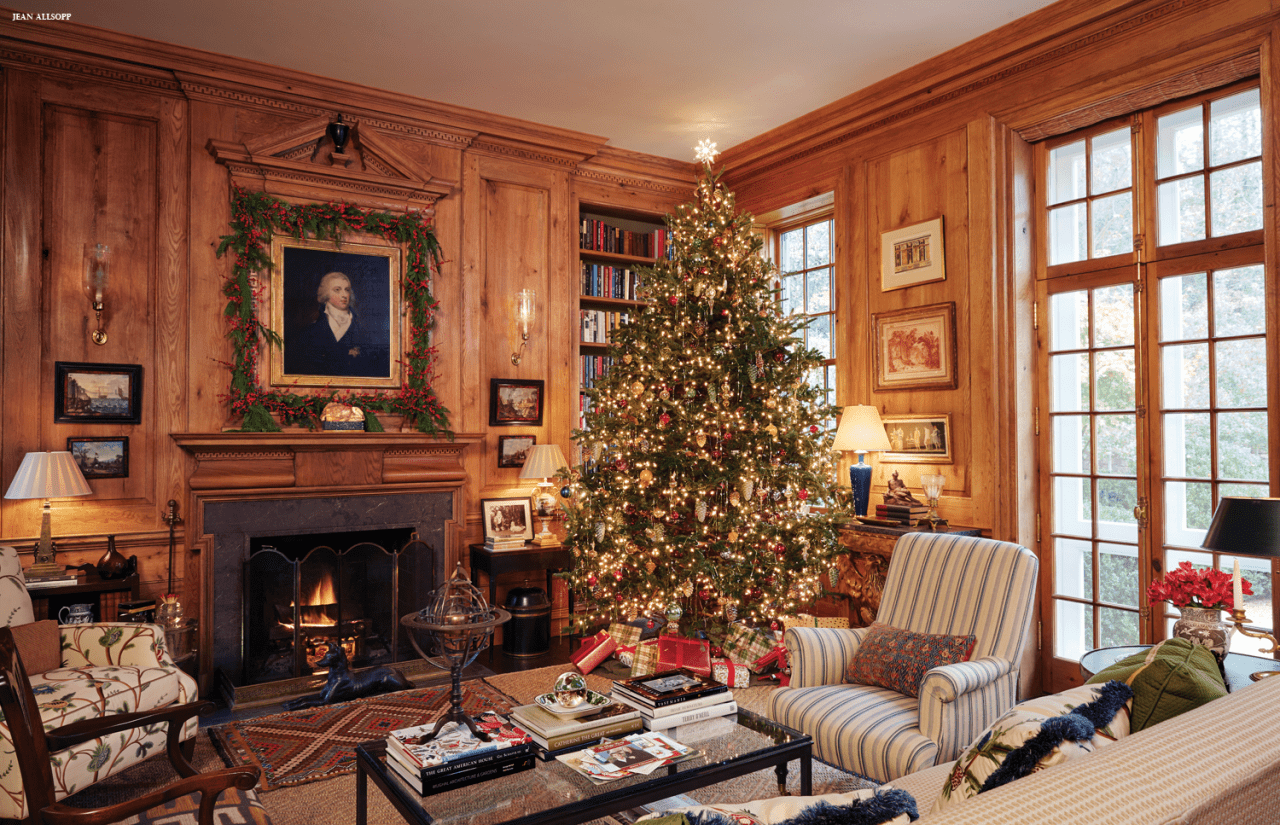 Classic Christmas with James F. Carter - The Glam Pad