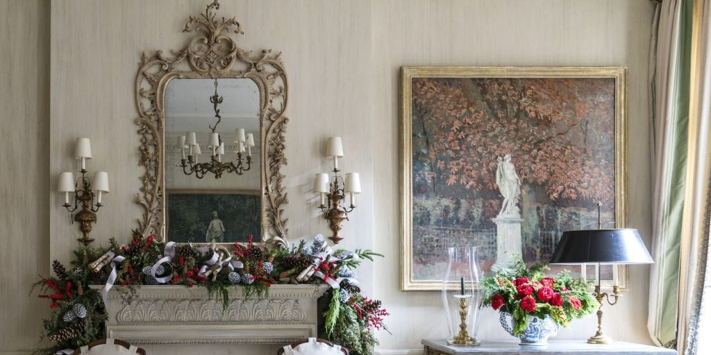 Seven Christmas Decorating Ideas From Charlotte Moss The
