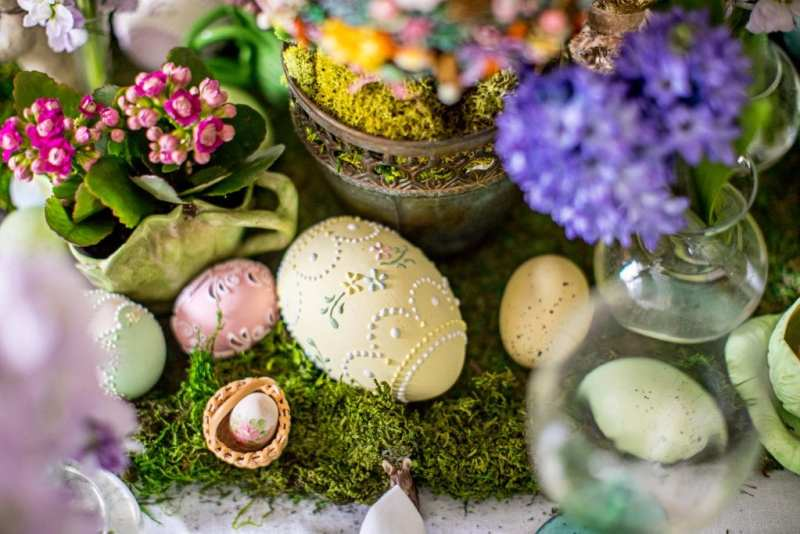Easter With Clary Bosbyshell The Glam Pad