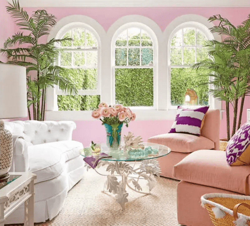 Palm Beach Decor Lilly Pulitzer Style The Glam Pad