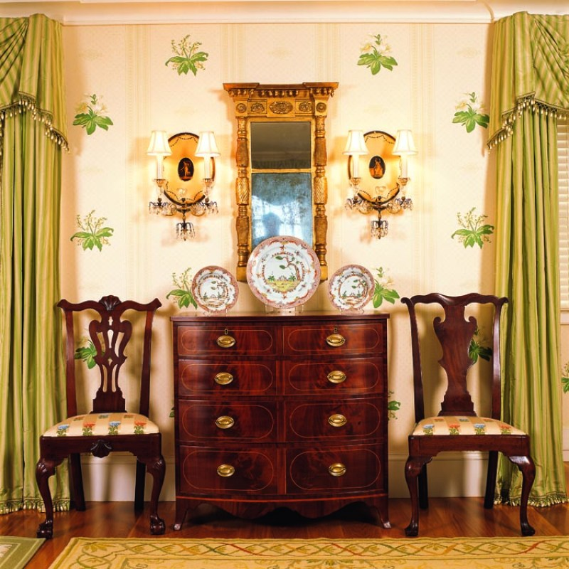A Pion for Antiques in Maine - The Glam Pad Keith Baltimore Designer Showhouse Html on