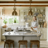 Louise Townsend S Idyllic English Country Home The Glam Pad
