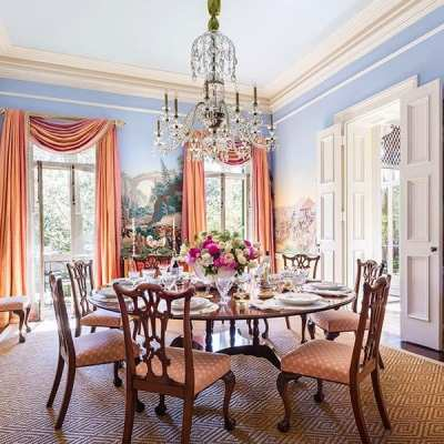 Patricia Altschul Dishes about her Favorite Table Linens