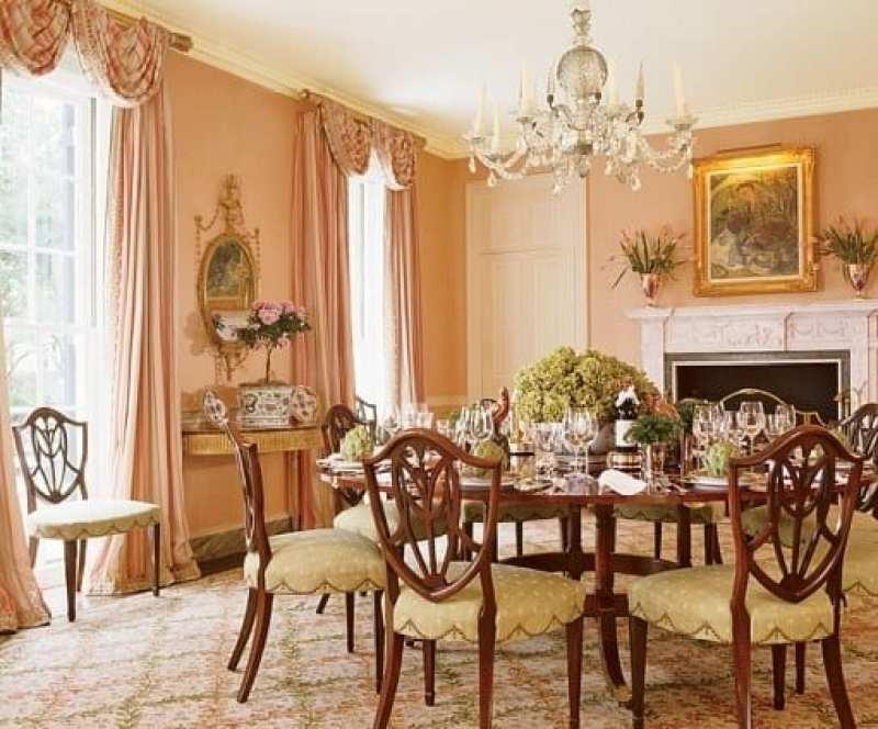 mario-buatta-dining-room-stark-carpet-trellis-pink