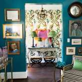 Power-of-Pattern-mallory-mathison-glenn-singeries-schumacher-lacquered-walls