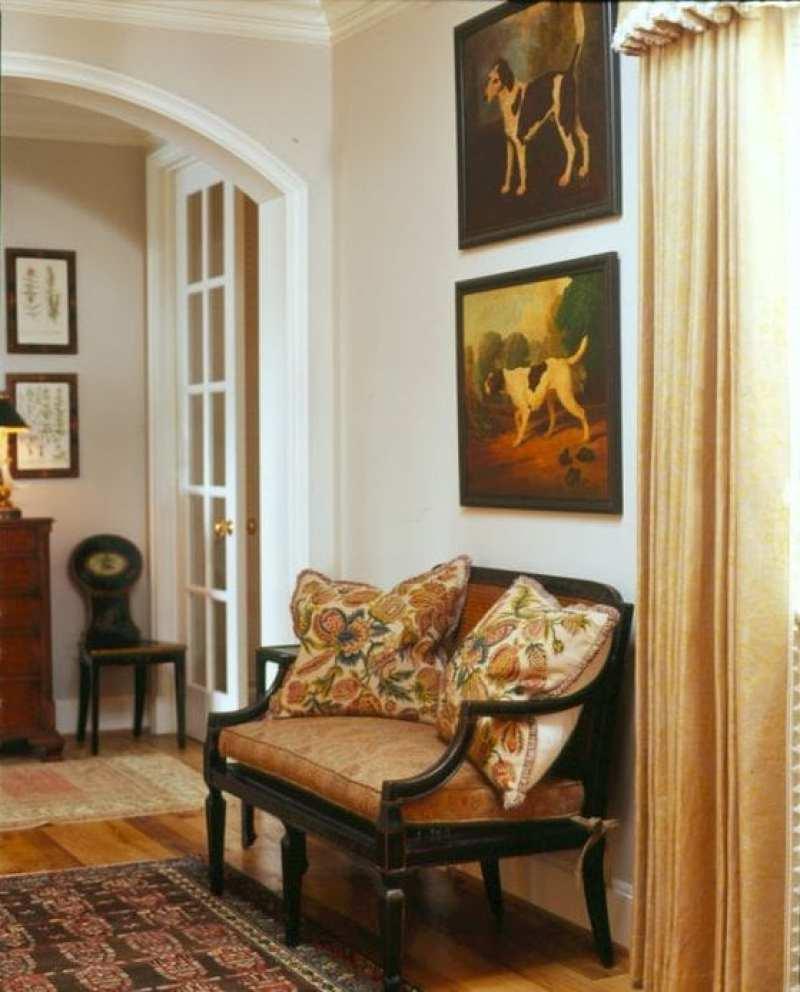 Maya Williams Design Interior Design: 50 Ways To Decorate With Dog Art
