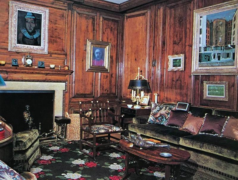wood-paneled-library-study-1-sutton-place-renzo-mongiardino-interior-design-mott-schmidt-architect-for-sale-new-york-city