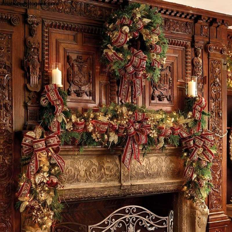 50 Merry Mantels And 200 Stocking Stuffers The Glam Pad