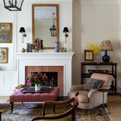 An English Country Style Brooklyn Brownstone by McGrath II