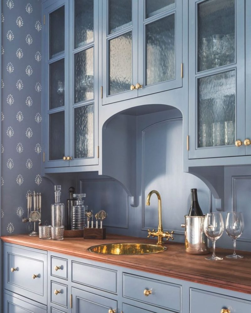 Hgtv Painting Kitchen Cabinets: Wood Countertops In The Kitchen: Yea Or Nay?