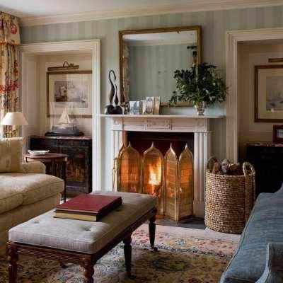 Olasky & Sinsteden Refresh a Centuries-Old Guernsey Island Home
