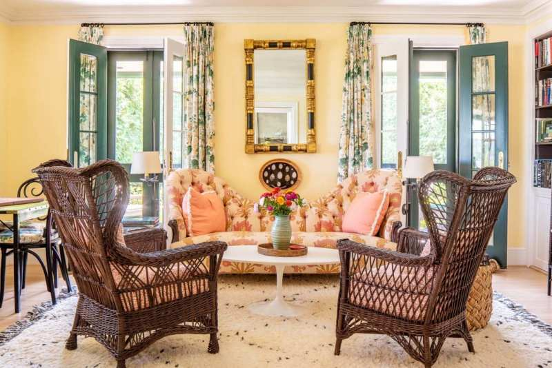 Tom Scheerer Designs An Old Fashioned Maine Home The Glam Pad