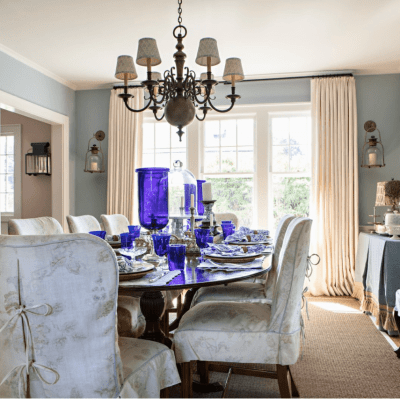 At Home with Designer Lee Ann Thornton