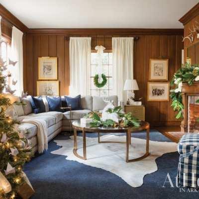 Traditional Christmas in Arkansas