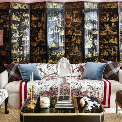 Classic Interiors by Alessandra Branca