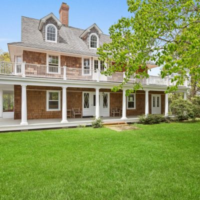Jackie Kennedy's Summer Home is For Sale!