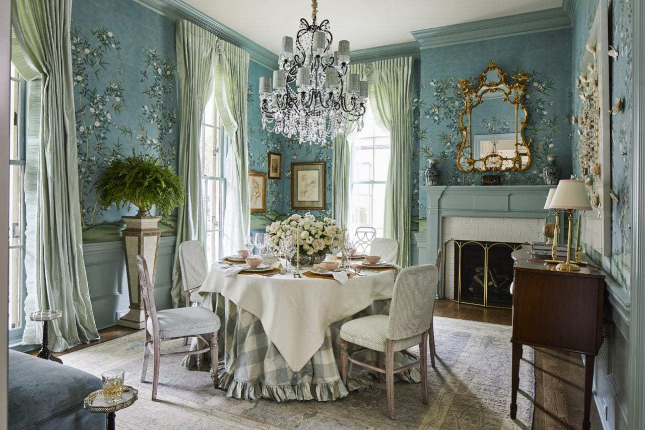 Gracie Dining Room Inspiration The Glam Pad
