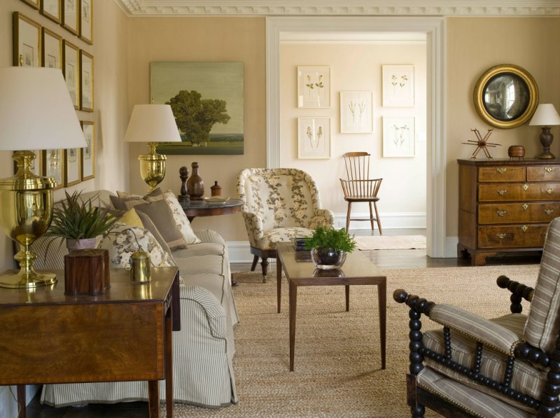 A Hamptons Classic By Phoebe And James Michael Howard The Glam Pad