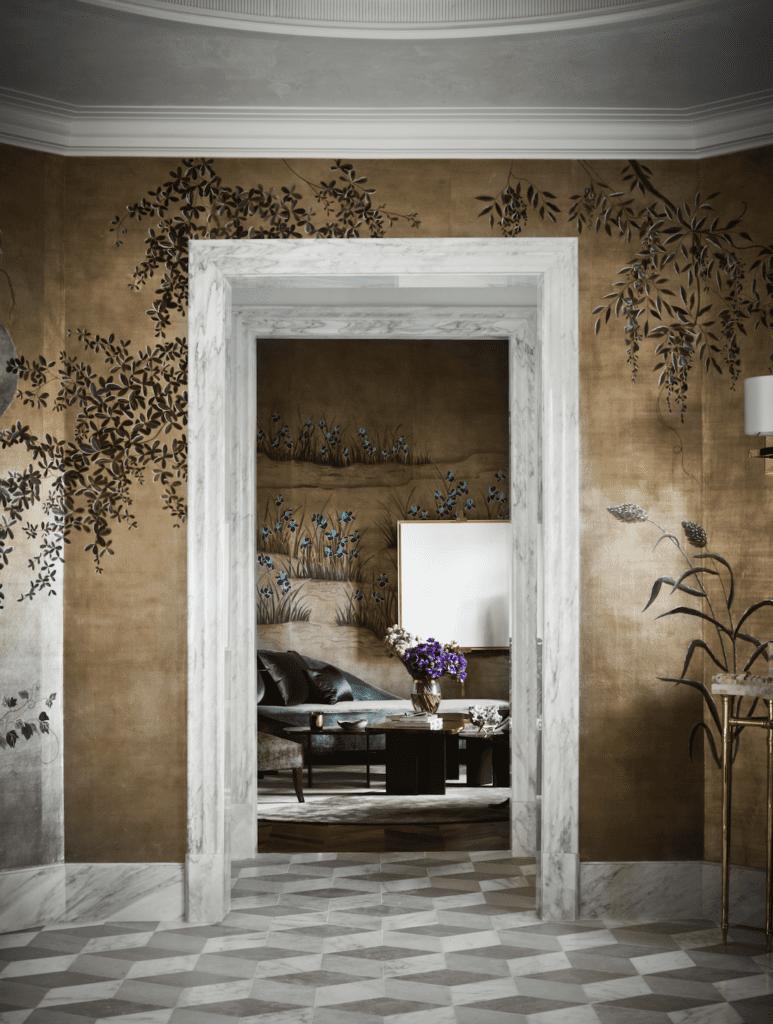 doniphan moore art deco dressing room