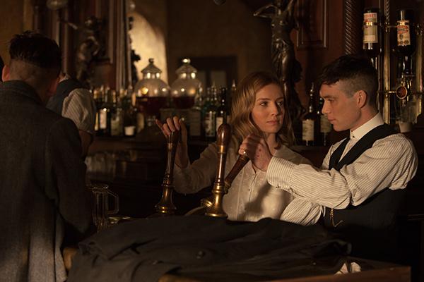 Annabelle Wallis in Peaky Blinders