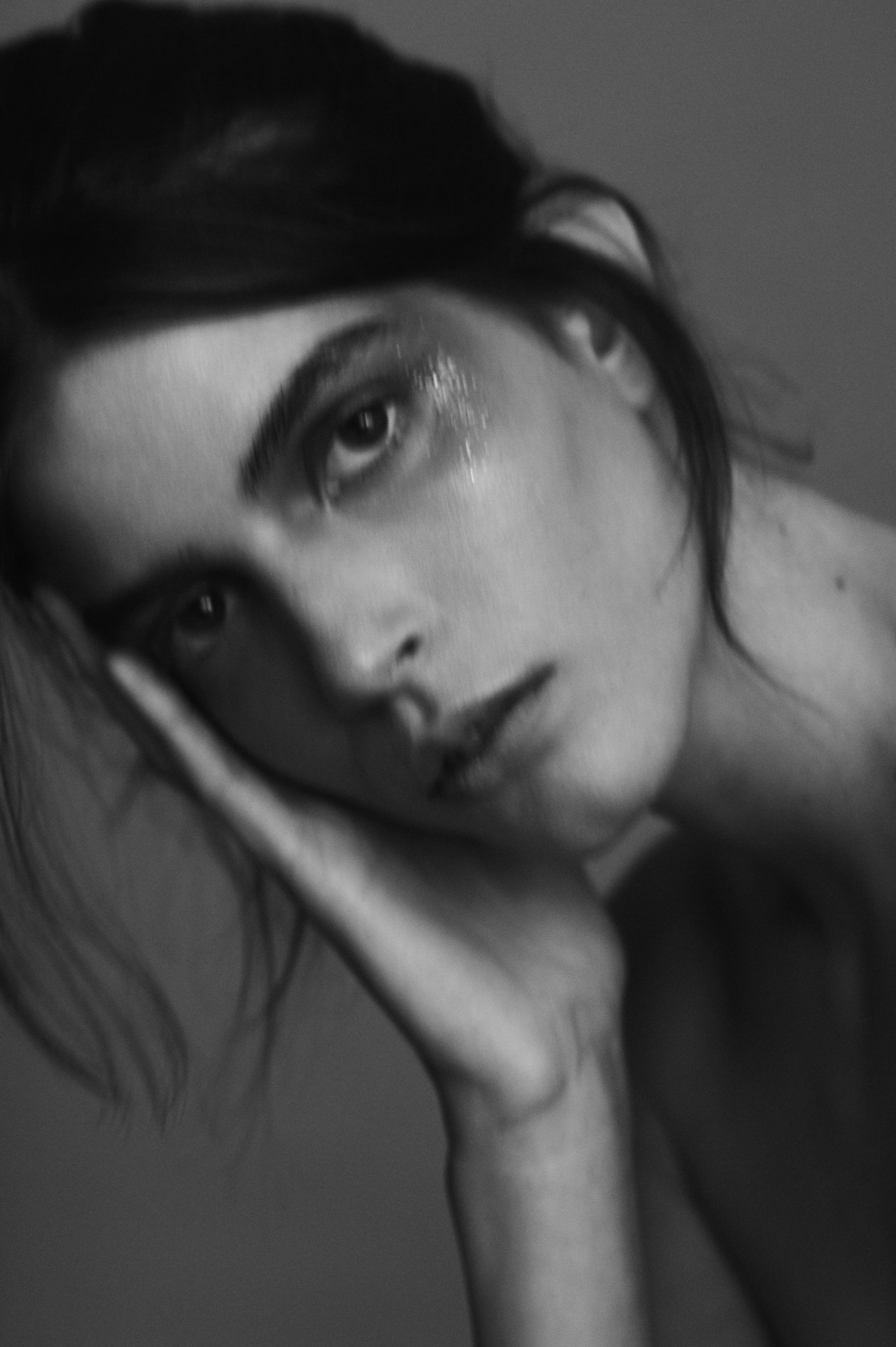 Glass presents Dreamscape – a beauty story by photographer Joseph Seresin and make up by Jade Bird