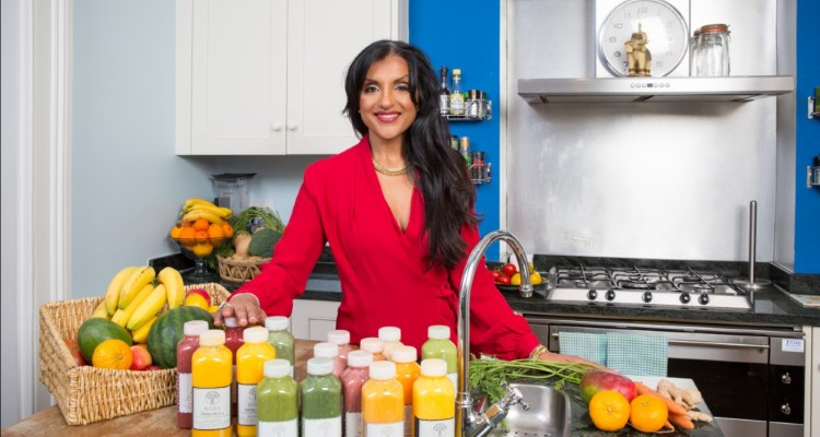 Geeta Sidhu-Robb, founder of Nosh Detox FEATURE