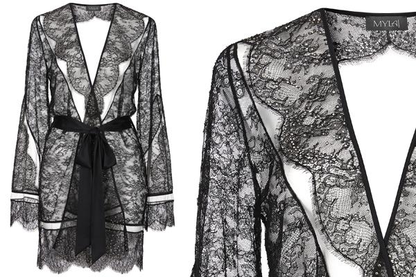 Myla for Harrods robe
