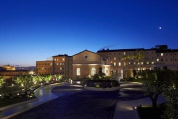 Gran Melia Rome Villa Agrippina at Night