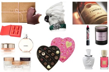Glass Valentines Day Gift Guide