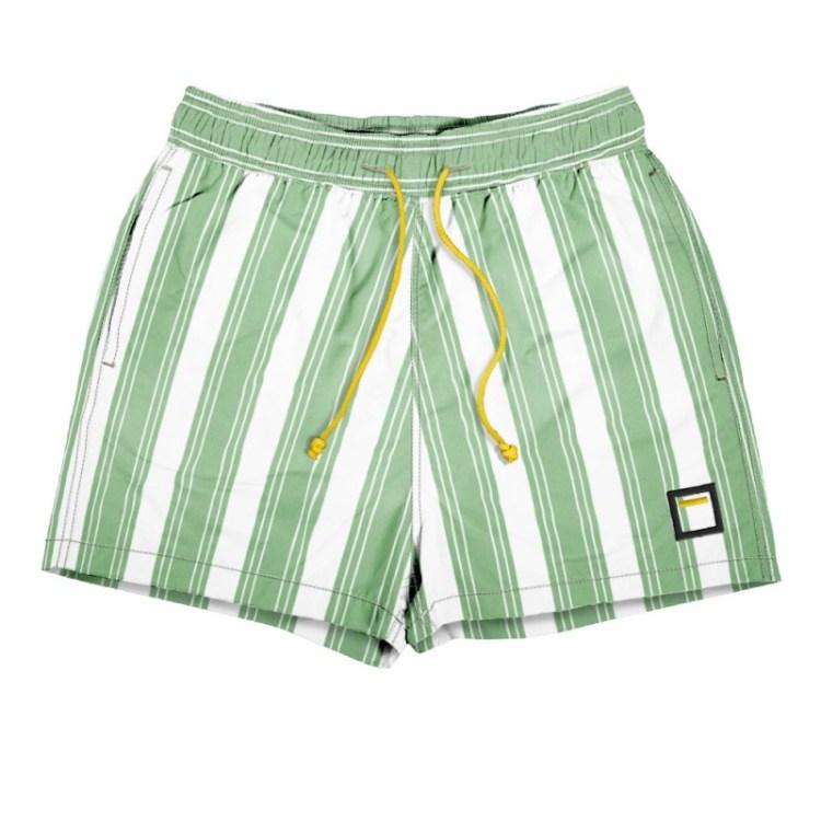 Barcode Green con cordón amarillo