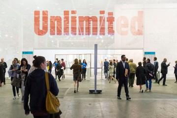 Unlimited at Art Basel 2016. Courtesy Art Basel