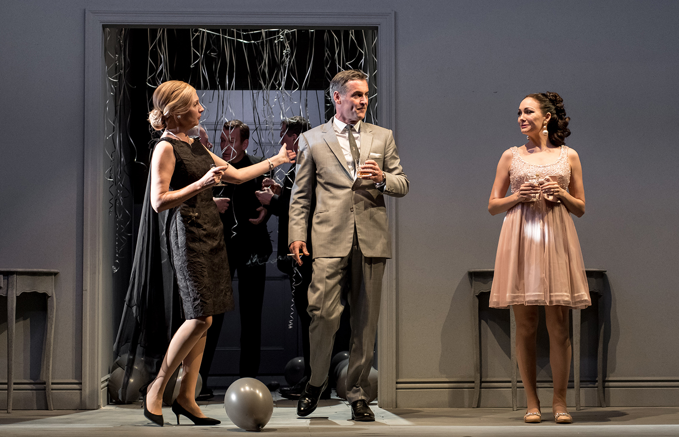 Anna Skellern Photos glass reviews the red barn at the national theatre, london