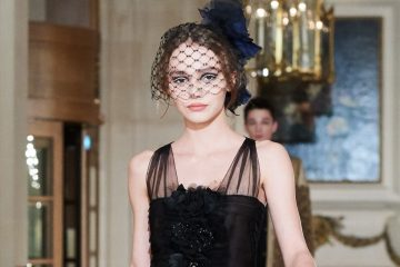 Lily-Rose Depp at CHANEL Metiers d'art
