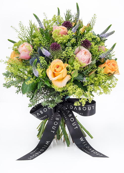 Story picture Mothers day guide 'The Kew' bouquet by Wildabout