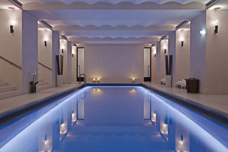 Cafe Royal Hotel - Akasha - Swimming Pool1