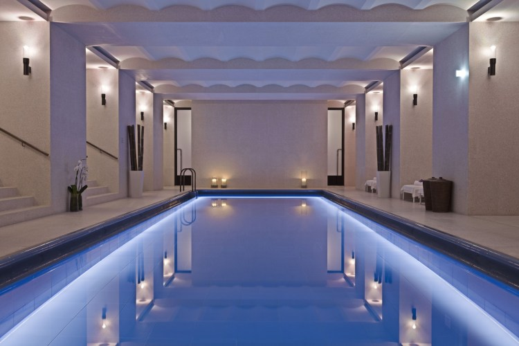 Cafe Royal Hotel - Akasha - Swimming Pool1