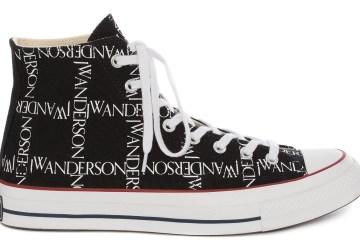 J.W Anderson X Converse Main Slide
