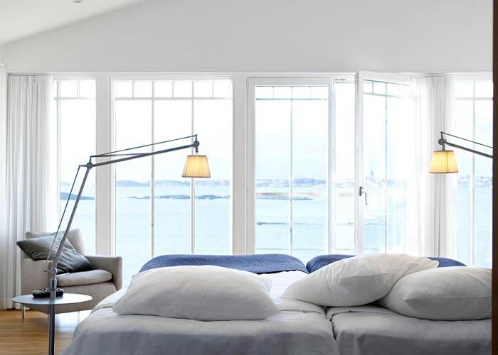 Gullmarsstrand bedrooms
