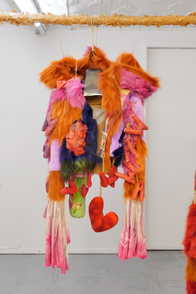 Athena Papadopoulos (in collaboration with Monster Coat Club) The Amorous Alcoholic