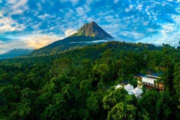 Feature image - Arenal Volcano - Pura Vida travel feature
