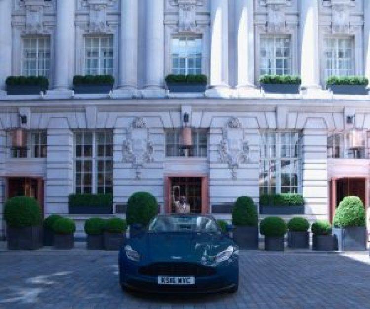 Rosewood London - Aston Martin 1
