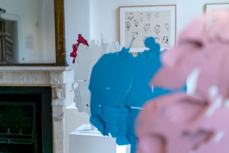 Pietro Consagra _ Ugo Mulas at the Italian Cultural Institute. Courtesy of ARTUNER.jpg (1)