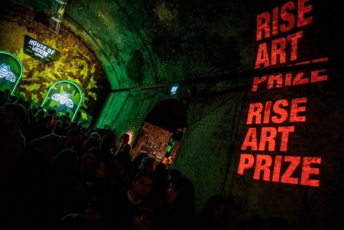 Glass attends The Rise Art Prize 2018 – The Glass Magazine