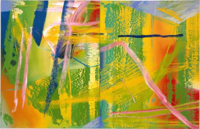 Gerhard Richter Lilac (1982)
