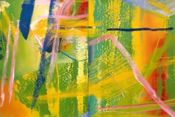Gerhard Richter: Lilac (1982)
