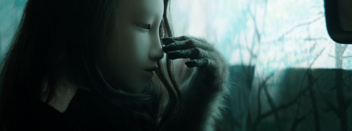Pierre Huyghe. Untitled (Human_Mask), 2014