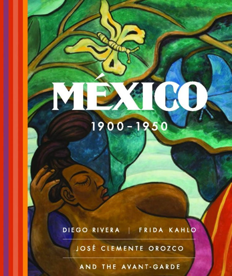 front cover of Mexico 1900-1950